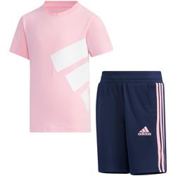 Υφασμάτινα Παιδί Σετ adidas Originals GP0388 Ροζ