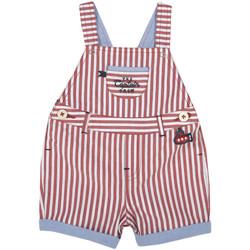 Υφασμάτινα Αγόρι Ολόσωμες φόρμες / σαλοπέτες Chicco 09045385000000 το κόκκινο