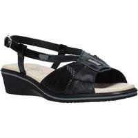 Παπούτσια Γυναίκα Σανδάλια / Πέδιλα Susimoda 270414 Μαύρος