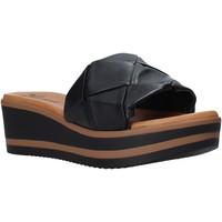 Παπούτσια Γυναίκα Τσόκαρα Susimoda 1034 Μαύρος