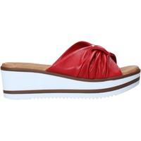 Παπούτσια Γυναίκα Τσόκαρα Susimoda 1910 το κόκκινο