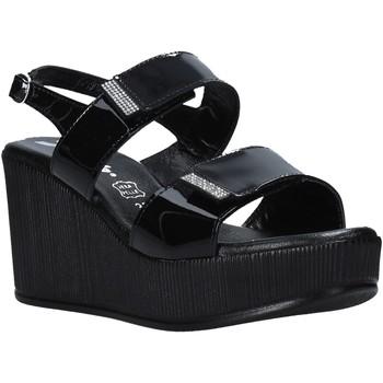 Παπούτσια Γυναίκα Σανδάλια / Πέδιλα Susimoda 390241 Μαύρος
