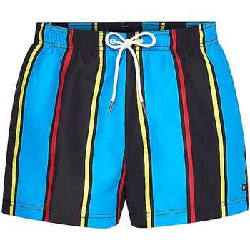 Υφασμάτινα Άνδρας Μαγιώ / shorts για την παραλία Tommy Hilfiger UM0UM02076 Μπλε