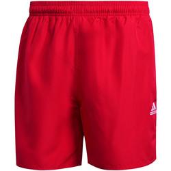Υφασμάτινα Άνδρας Μαγιώ / shorts για την παραλία adidas Originals GQ1086 το κόκκινο