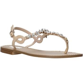 Παπούτσια Γυναίκα Σανδάλια / Πέδιλα Keys K-5100 Μπεζ