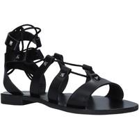 Παπούτσια Γυναίκα Σανδάλια / Πέδιλα Keys K-4880 Μαύρος