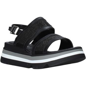 Παπούτσια Γυναίκα Σανδάλια / Πέδιλα Keys K-4950 Μαύρος