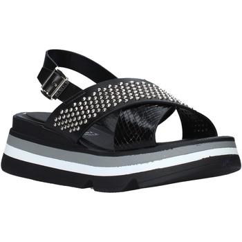 Παπούτσια Γυναίκα Σανδάλια / Πέδιλα Keys K-4952 Μαύρος
