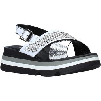 Παπούτσια Γυναίκα Σανδάλια / Πέδιλα Keys K-4952 λευκό