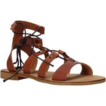 Παπούτσια Γυναίκα Σανδάλια / Πέδιλα Keys K-4880 καφέ