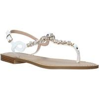 Παπούτσια Γυναίκα Σανδάλια / Πέδιλα Keys K-5100 λευκό