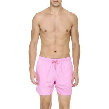 Υφασμάτινα Άνδρας Μαγιώ / shorts για την παραλία F * * K  Ροζ