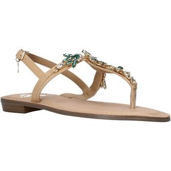 Παπούτσια Γυναίκα Σανδάλια / Πέδιλα Gold&gold A21 GL628 Μπεζ