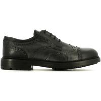 Παπούτσια Άνδρας Derby Rogers 3089 Μαύρος