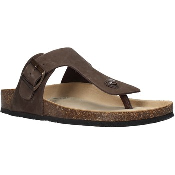 Παπούτσια Άνδρας Σαγιονάρες Bionatura 11FINGU-I-NABTMO καφέ
