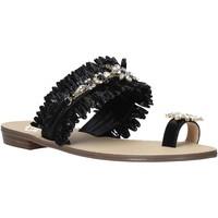 Παπούτσια Γυναίκα Σανδάλια / Πέδιλα Gold&gold A21 GL613 Μαύρος