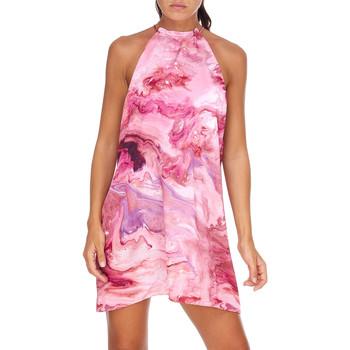 Υφασμάτινα Γυναίκα Τουνίκ Me Fui M20-0960X1 Ροζ