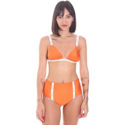 Υφασμάτινα Γυναίκα μαγιό 2 κομμάτια Me Fui M20-0314AR Πορτοκάλι