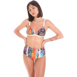 Υφασμάτινα Γυναίκα μαγιό 2 κομμάτια Me Fui M20-0313X1 Πορτοκάλι