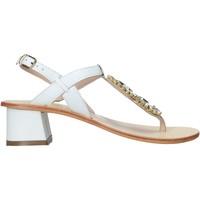 Παπούτσια Γυναίκα Σανδάλια / Πέδιλα Keys K-5170 λευκό
