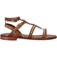 Παπούτσια Γυναίκα Σανδάλια / Πέδιλα Keys K-5060 καφέ