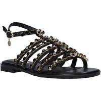 Παπούτσια Γυναίκα Σανδάλια / Πέδιλα Gold&gold A21 GJ565 Μαύρος
