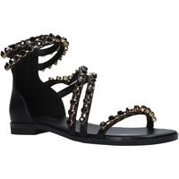 Παπούτσια Γυναίκα Σανδάλια / Πέδιλα Gold&gold A21 GJ566 Μαύρος