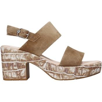 Παπούτσια Γυναίκα Σανδάλια / Πέδιλα CallagHan 28801 καφέ