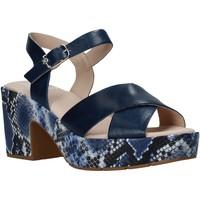 Παπούτσια Γυναίκα Σανδάλια / Πέδιλα CallagHan 28800 Μπλε
