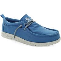 Παπούτσια Άνδρας Μοκασσίνια Lumberjack SMA1012 001EU C02 Μπλε
