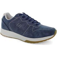 Παπούτσια Άνδρας Χαμηλά Sneakers Lumberjack SM86512 003EU S01 Μπλε
