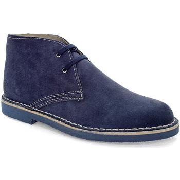Παπούτσια Άνδρας Μπότες Lumberjack SM13003 002EU A14 Μπλε