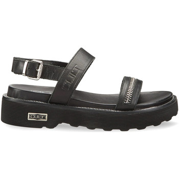 Παπούτσια Γυναίκα Σανδάλια / Πέδιλα Cult CLW328700 Μαύρος