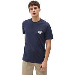 Υφασμάτινα Άνδρας T-shirt με κοντά μανίκια Dickies DK0A4XENNV01 Μπλε