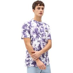 Υφασμάτινα Άνδρας T-shirt με κοντά μανίκια Dickies DK0A4X9PB651 Βιολέτα