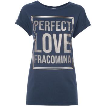 T-shirt με κοντά μανίκια Fracomina FR21ST3012J40615