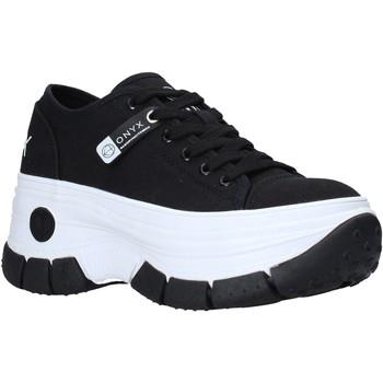 Παπούτσια Γυναίκα Χαμηλά Sneakers Onyx S21-S00OX010 Μαύρος