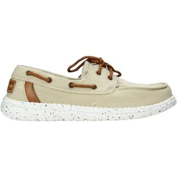 Παπούτσια Άνδρας Μοκασσίνια U.s. Golf S21-S00US321 Μπεζ