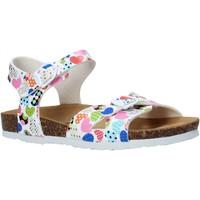 Παπούτσια Κορίτσι Σανδάλια / Πέδιλα Bionatura 22B 1005 Μπλε