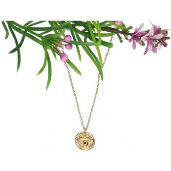 Ρολόγια & Kοσμήματα Γυναίκα Κολιέ Luna Collection 56548 gold