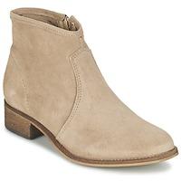 Παπούτσια Γυναίκα Μπότες Betty London NIDIA Beige