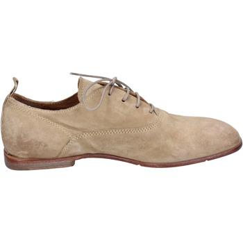 Παπούτσια Γυναίκα Derby Moma BH338 Μπεζ