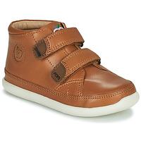 Παπούτσια Παιδί Ψηλά Sneakers Shoo Pom CUPY SCRATCH Brown