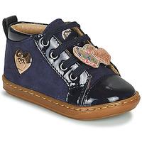 Παπούτσια Κορίτσι Ψηλά Sneakers Shoo Pom BOUBA HEART Μπλέ