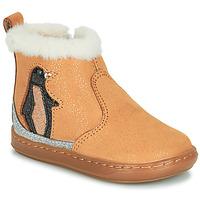 Παπούτσια Κορίτσι Μπότες Shoo Pom BOUBA ICE Brown