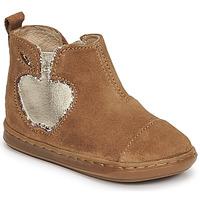 Παπούτσια Κορίτσι Μπότες Shoo Pom BOUBA NEW APPLE Brown