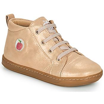 Ψηλά Sneakers Shoo Pom BOUBA ZIP LACE ΣΤΕΛΕΧΟΣ: Δέρμα & ΕΠΕΝΔΥΣΗ: Δέρμα & ΕΣ. ΣΟΛΑ: Δέρμα & ΕΞ. ΣΟΛΑ: Καουτσούκ