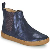 Παπούτσια Κορίτσι Μπότες Shoo Pom PLAY CHELSEA Μπλέ