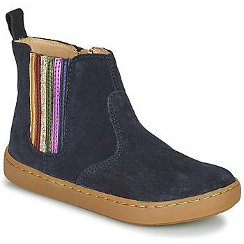 Παπούτσια Κορίτσι Μπότες Shoo Pom PLAY NEW SHINE Μπλέ