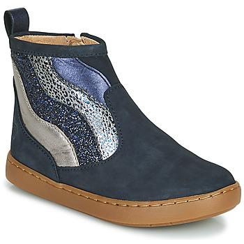 Παπούτσια Κορίτσι Μπότες Shoo Pom PLAY WAVES Μπλέ